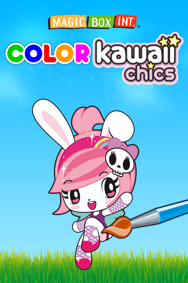 Screenshot Color Kawaii Chics