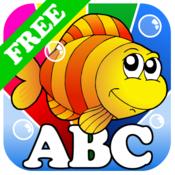 Animal Preschool Word Puzzles HD FREE by 22learn