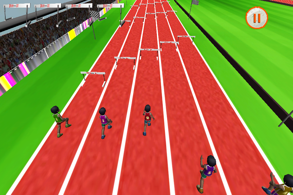 Screenshot Hurdle Run